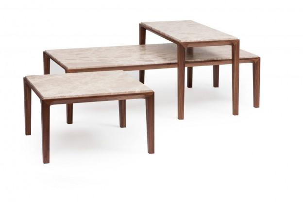 Tisch Miles von Linteloo