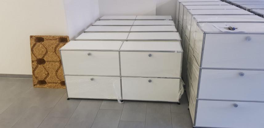 5 X Neue Usm Haller Sideboards Mit 4 Klappturen Zu Verkaufen