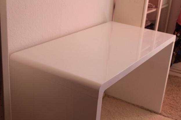 Kare Design White Club Schreibtisch - weiß&hochglanz   Designermöbel ...