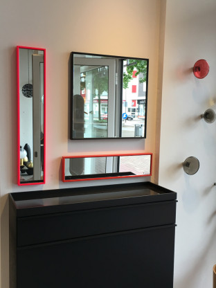 Spiegel Set 3 -teilig