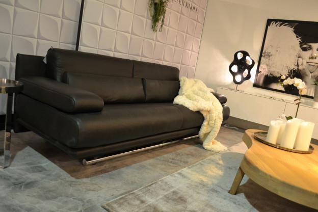 Rolf Benz Sofa Mod. 6500