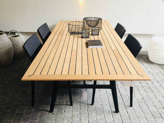 Tischgruppe von Dedon