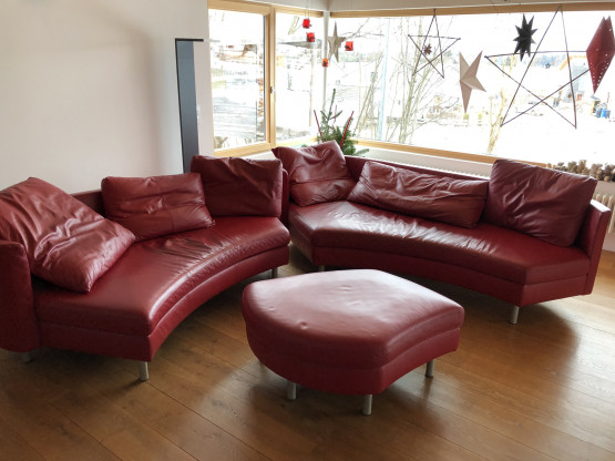 Dreipunkt Sofa 3 Teilig Oder Auch Einzel Designermöbel Oy Mittelberg