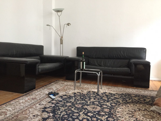 "2x Sofa Knoll International ""Brigadier"" von Cini Boeri 1977"