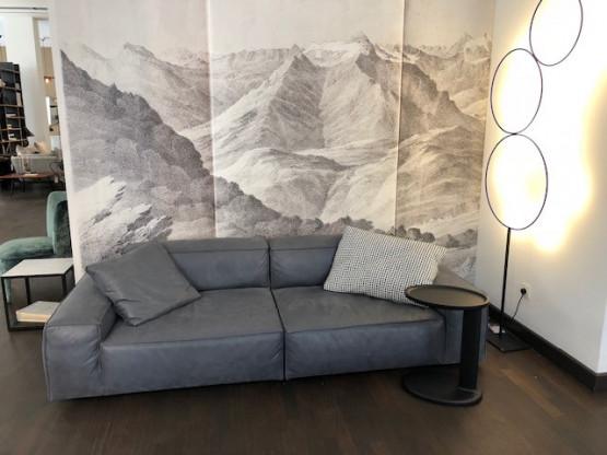 Ledersofa Neowall Living Divani Designermobel Frankfurt