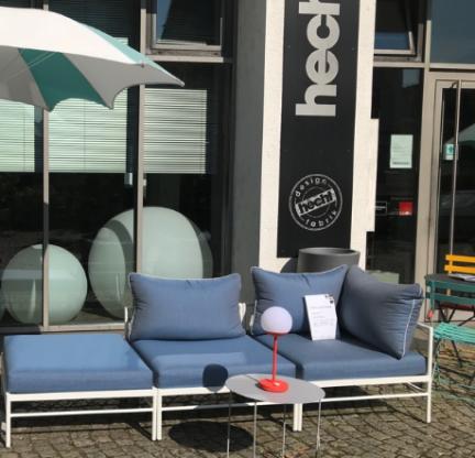 """Lounge Sofa"""" Rivage - OUTDOOR"""" von Vlaemynck"""