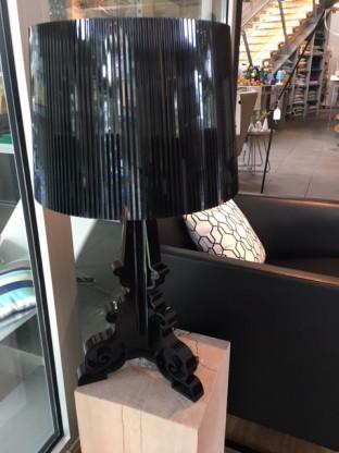 Tischleuchte KARTELL Bourgie 9070 - schwarz