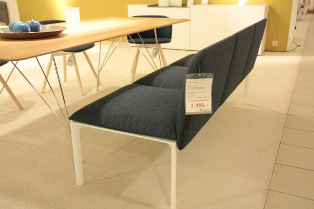 Sitzbank und Stühle La Palma ADD