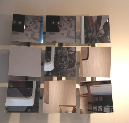 BAIKAL - verstellbarer Wandspiegel   D-Tec
