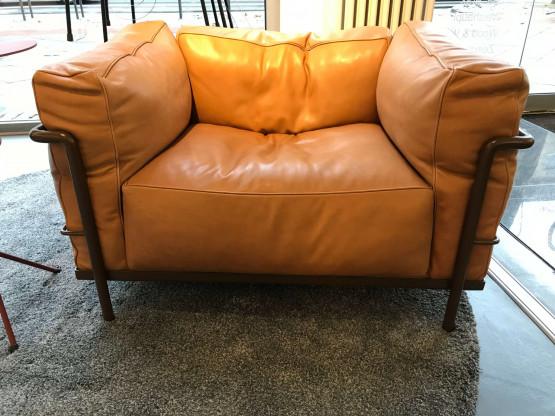 Sessel LC3 von Cassina