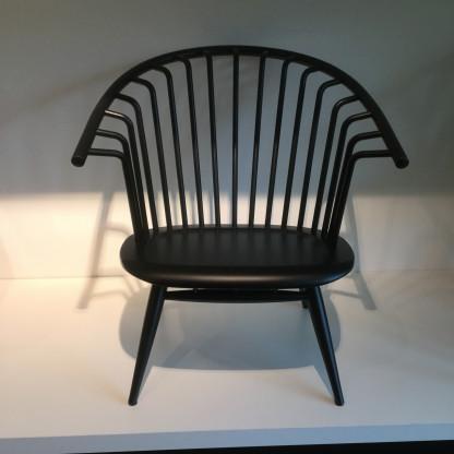 Firma: Artec; Sessel Crinolette; Farbe: schwarz