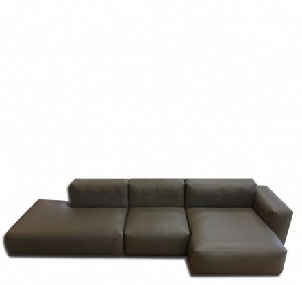 Schlammgrau Von Soft Mags Hay Sofa Leder P80XwOnk