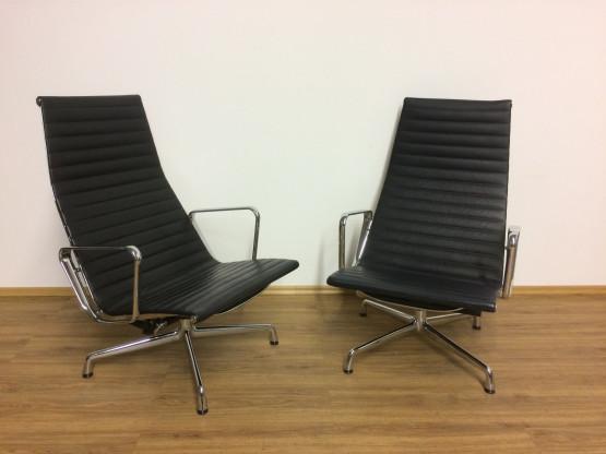 Vitra Chalres Eames : Vitra alu lounge chairs charles eames ea designermöbel köln