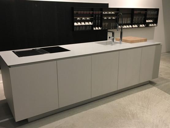 Poliform Küche ARTEX Insel - Ausstellungsstück
