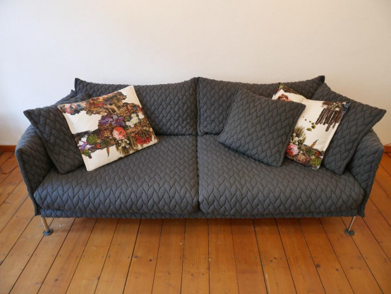 Designer-Sofa Gentry von MOROSO