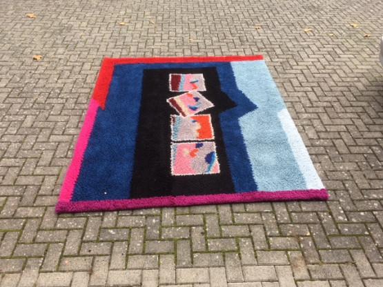 Teppich in Wolle von Saporiti Italia