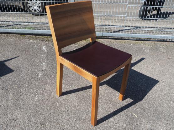 RESERVIERT - OC Stuhl ETS Nußbaum - Einzelstück