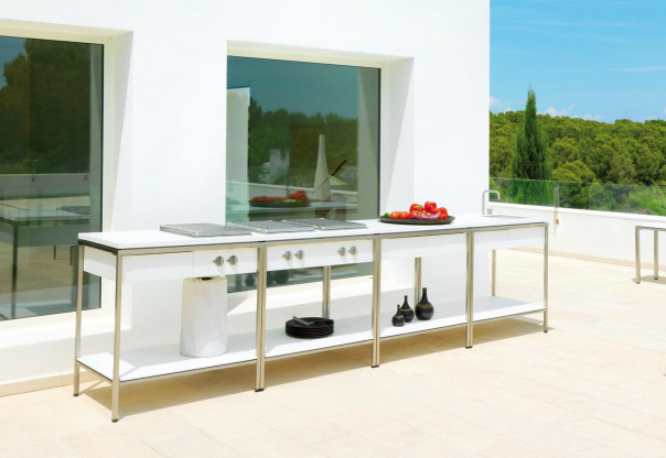 Outdoor Kitchen von Viteo
