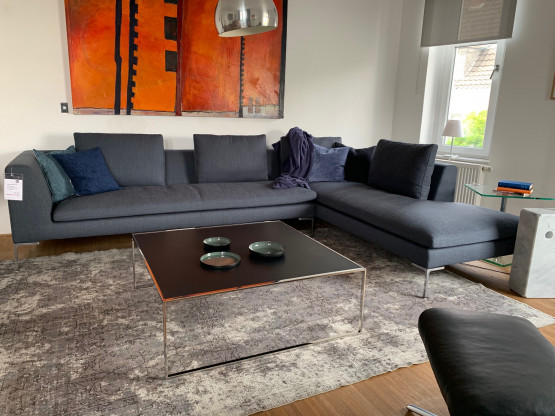 Sofa CHARLES mit Chaise Lounge rechts