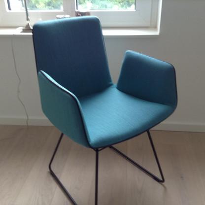 """6  NEUE  Designer Stühle von """"Freifrau"""""""