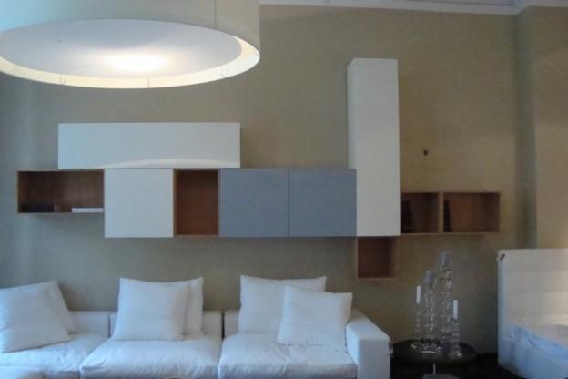 Wandkomposition Modern von Porro
