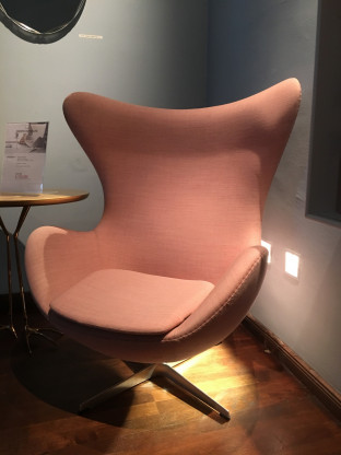 Sessel EI (Egg Chair)