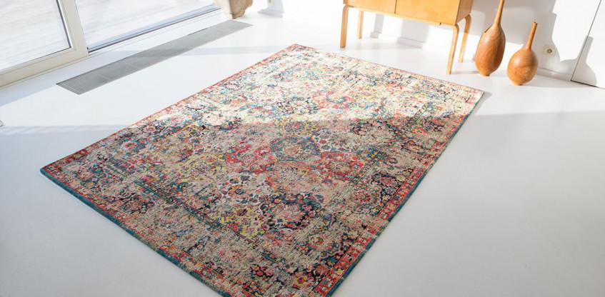 Teppich louis de poortere   antique  bakhtiari 871...