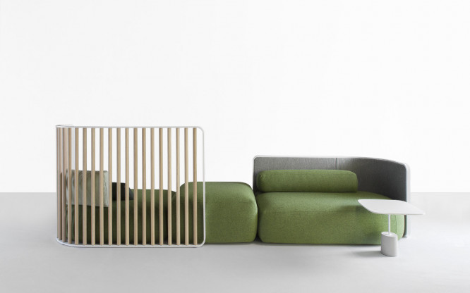 La Palma - Sofa 'PLUS'