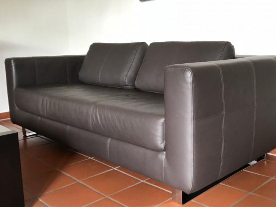 Sofa  2.5 Sitzer HÜLSTA Leder