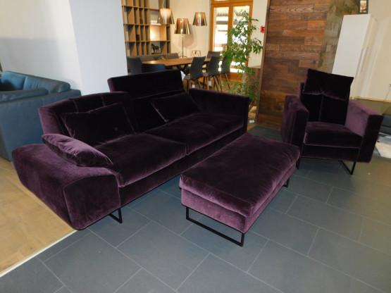 Brühl Sofa, Sessel und Bank Embrace