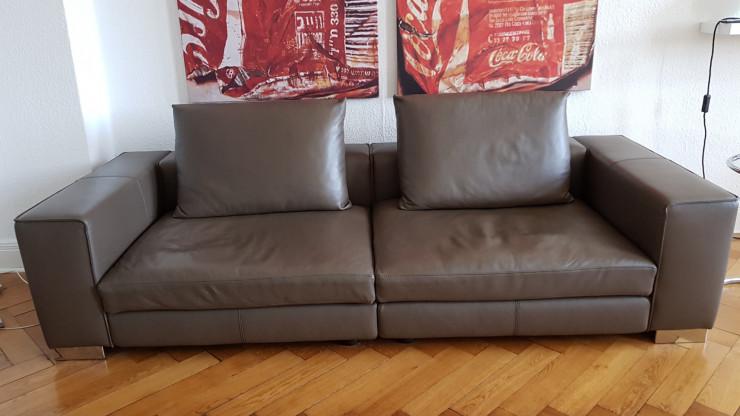 Sofakombination Pur