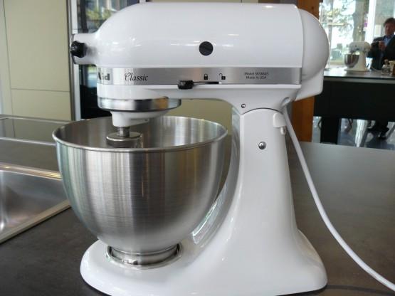 KitchenAid Classic 5 KSM 45 EWH weiß