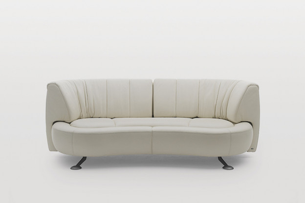 Sofa 164/03, das ungewöhnliche Sofa von De Sede | Designermöbel ...