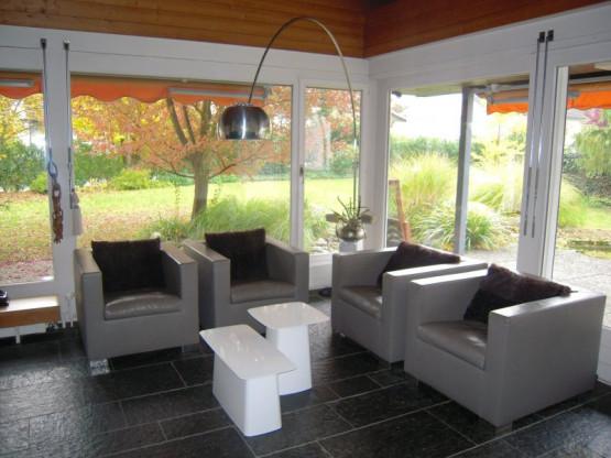 4 Minotti Sessel Designermöbel Zürichschweiz