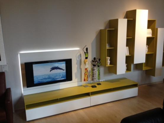 wohnwand cube change von interl bke designerm bel braunschweig. Black Bedroom Furniture Sets. Home Design Ideas