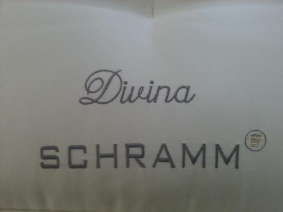 Matratze  DIVINA  90 cm  x 200 cm von Schramm