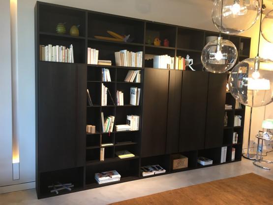 """Bücher- und Wohnwand """"Selecta"""""""