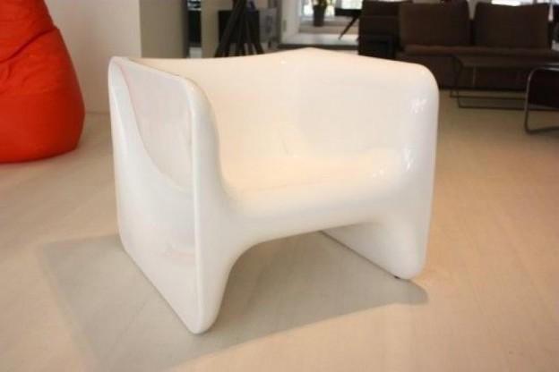 Sessel Kloe in Weiß