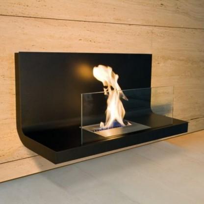 Bioethanol-Kamin Wall Flame I von Radius Design