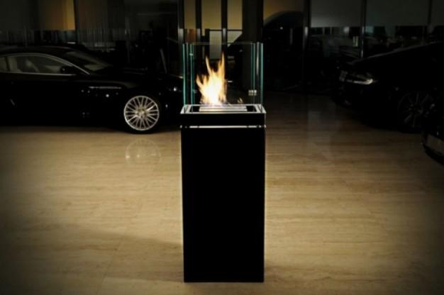 Bioethanolkamin High Flame von Radius Design