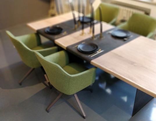 Stuhl Mara von Leolux