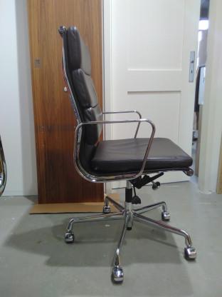 Vitra Soft Pad Chair EA 219, Design by Eames Schreibtischstuhl