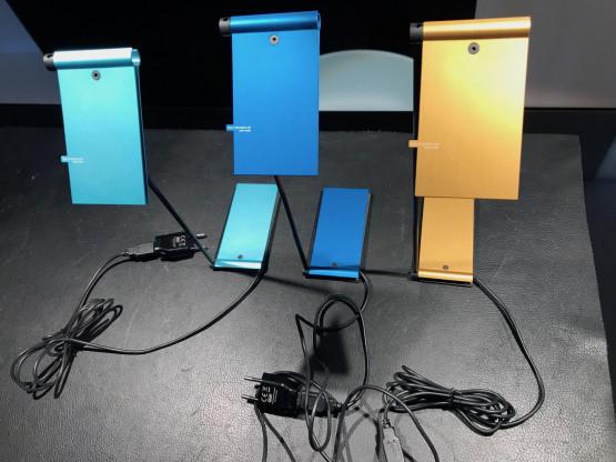 Tischleuchte ZETT USB von Baltensweiler - Sonderpreis