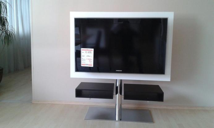 "TV-Paneel ""PLAY 5327"" von CAPPELLINI in Lack weiss /..."