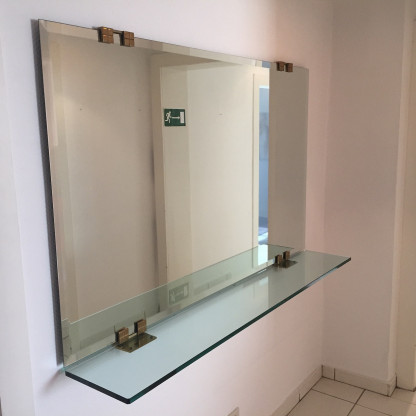 Spiegel mit Ablage D 01 D