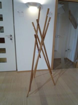 Schönbuch Garderobenständer Sticks in Eiche