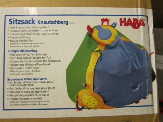 Sitzsack Knautschberg von Haba