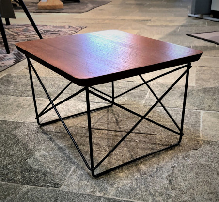 Vitra Occasional Table LTR - Mahagoni Sonderedition