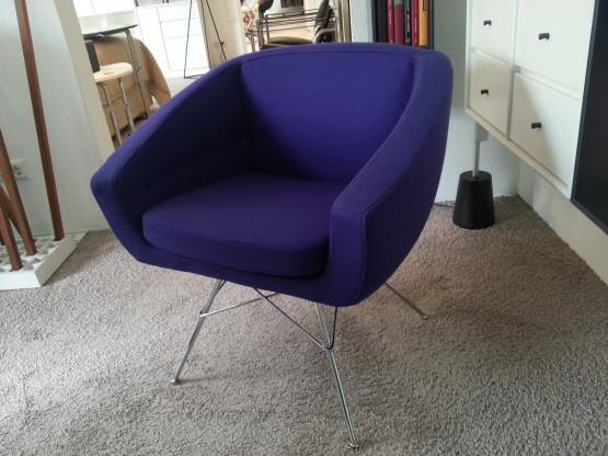 Sessel  AIKO von dem dänischen Hersteller Softline