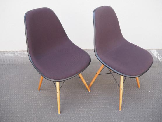 VITRA Setpreis für 2x Eames Plastic Sidechair DSW
